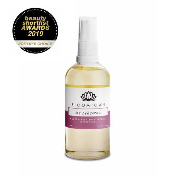 Bloomtown The Hedgerow Bath & Body Oil