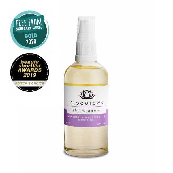 Bloomtown The Meadow Bath & Body Oil