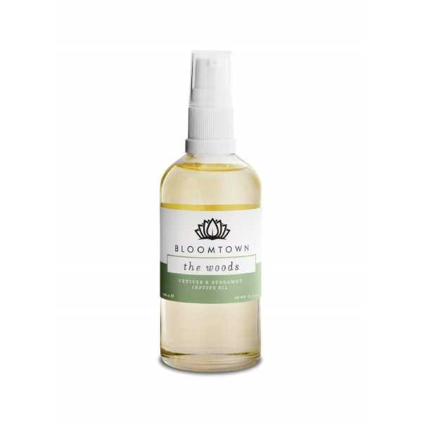 Bloomtown The Woods Bath & Body Oil