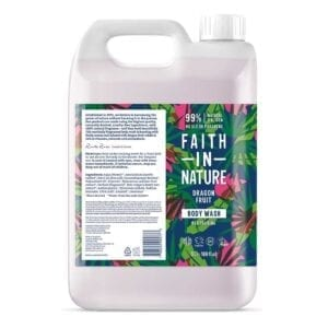 Faith In Nature Dragon Fruit Body Wash 5L
