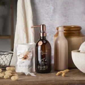 Milly & Sissy Dreamy Vanilla & Caramel Shower Crème Gift