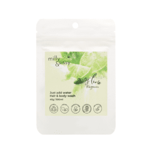 Milly & Sissy Zesty Lime Hair & Body Wash