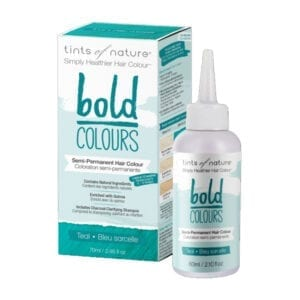 Tints of Nature Teal Bold Colours