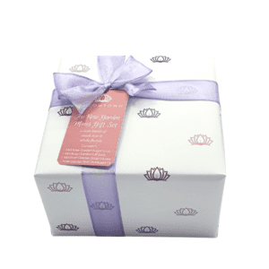 Bloomtown The Rose Garden Minis Wrapped Gift Set