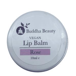 The Buddha Beauty Company Organic Rose Lip Balm