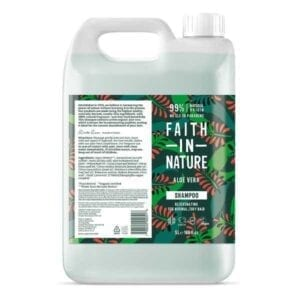 Faith In Nature Aloe Vera Shampoo 5L