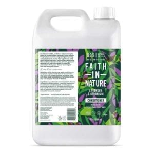 Faith In Nature Lavender and Geranium Conditioner 5L