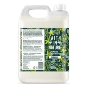 Faith in Nature Seaweed & Citrus Shampoo 5L