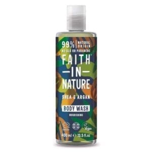 Faith In Nature Shea & Argan Body Wash