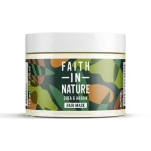 Faith In Nature Shea & Argan Nourishing Hair Mask