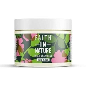 Faith In Nature Wild Rose Restoring Hair Mask