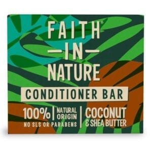 Faith In Nature Coconut & Shea Butter Conditioner Bar