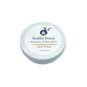 The Buddha Beauty Company Bamboo & Mandarin Skin Polish Facial Scrub