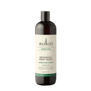 Sukin Botanical Body Wash 500ml