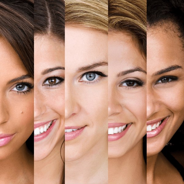 Recognising Different Skin Types & Conditions