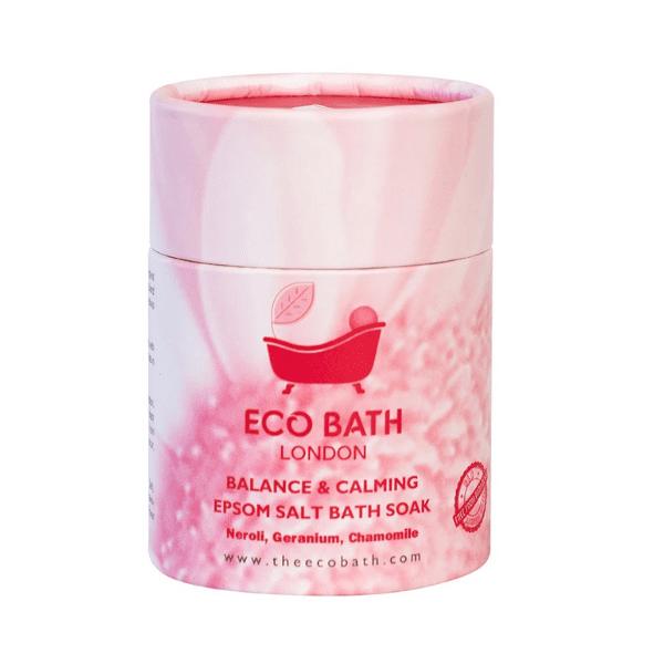 Eco Bath London Balance & Calming Epsom Bath Soak