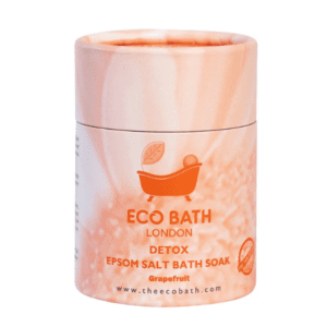 Eco Bath London Detox Epsom Salt Bath Soak