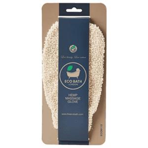 Eco Bath London Hemp Massage Glove