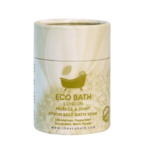 Eco Bath London Muscle & Joint Epsom Salt Bath Soak