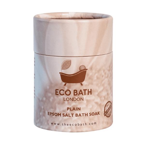 Eco Bath London Plain Epsom Salt Bath Soak