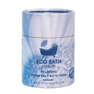 Eco Bath London Relaxing Epsom Salt Bath Soak