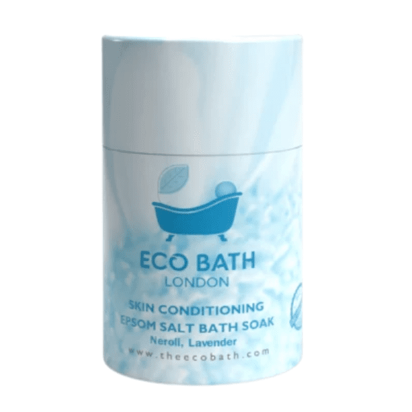 Eco Bath London Skin Conditioning Epsom Salt Bath Soak