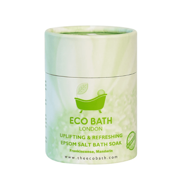 Eco Bath London Uplifting & Refreshing Epsom Salt Bath Soak