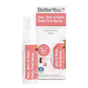 BetterYou Hair Skin & Nails Oral Spray