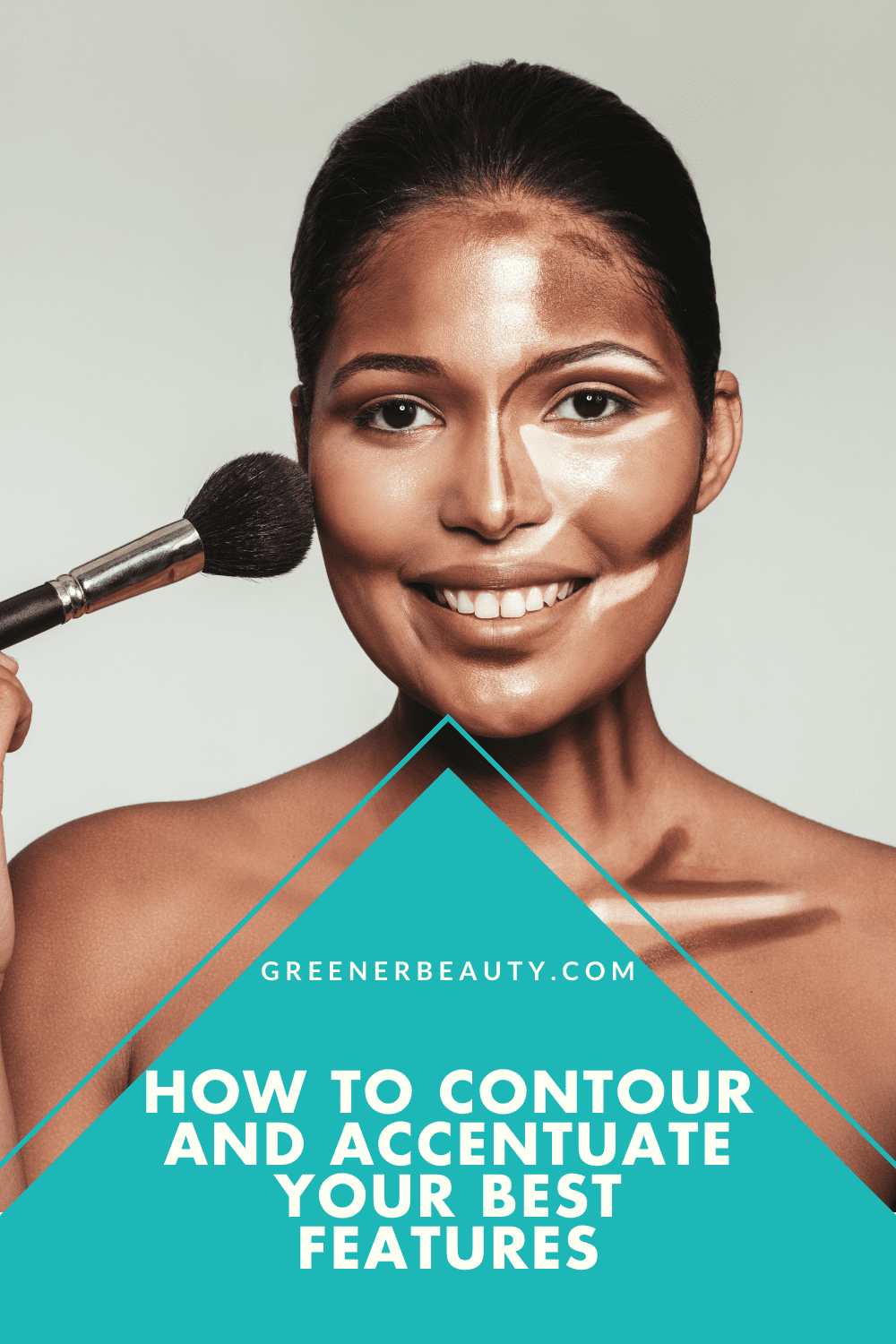 How to apply contouring like a pro
