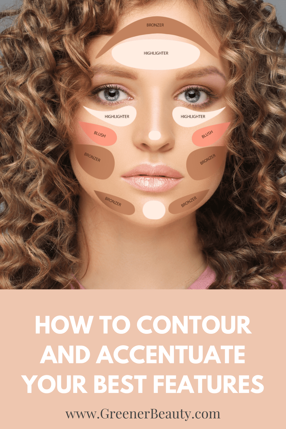 Pinterest Share of Contouring and accentuating your best features.