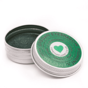 Love The Planet Mineral Eyeshadow Emerald