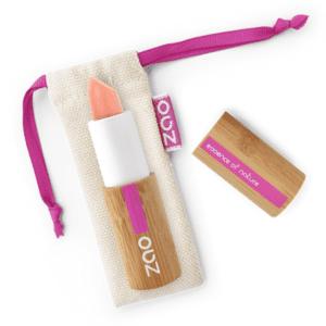ZAO Cocoon Lipstick Nude Peach