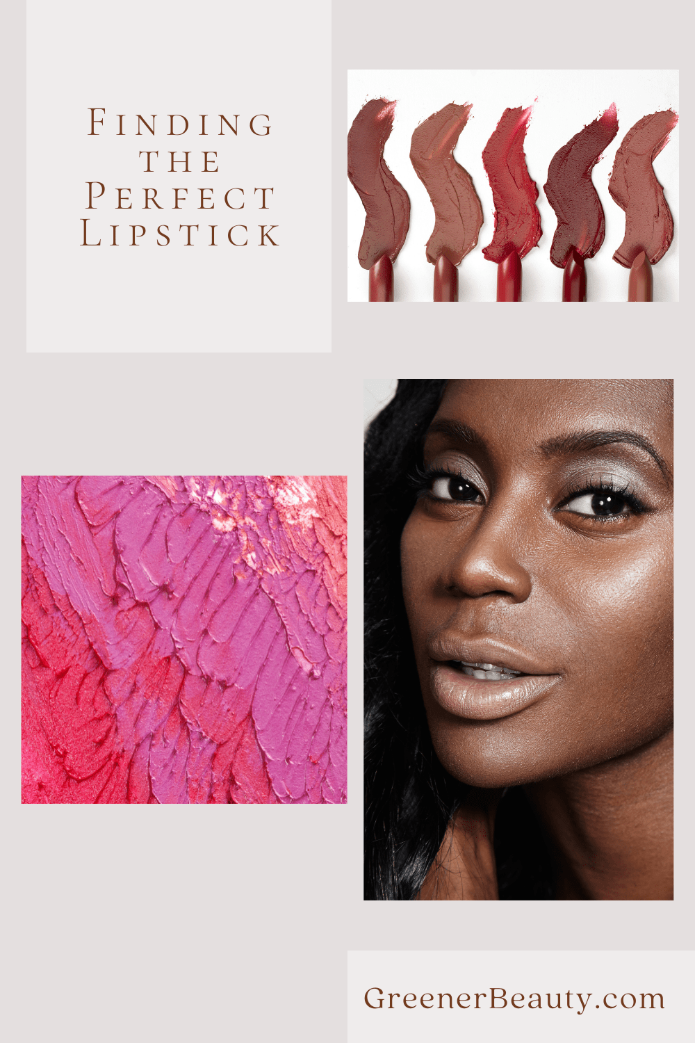 Finding the Perfect Lipstick