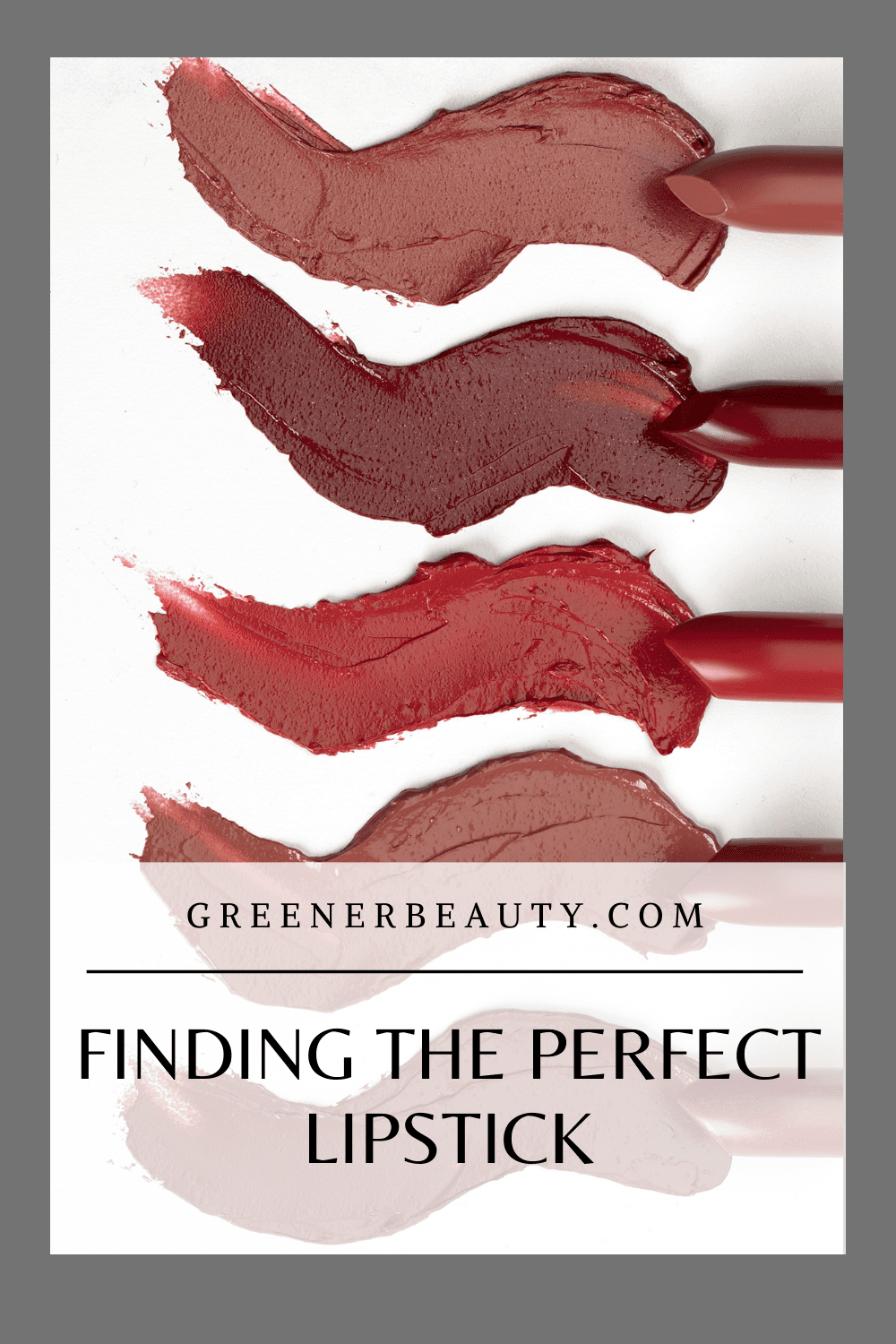 How to Find the Perfect Lipstick